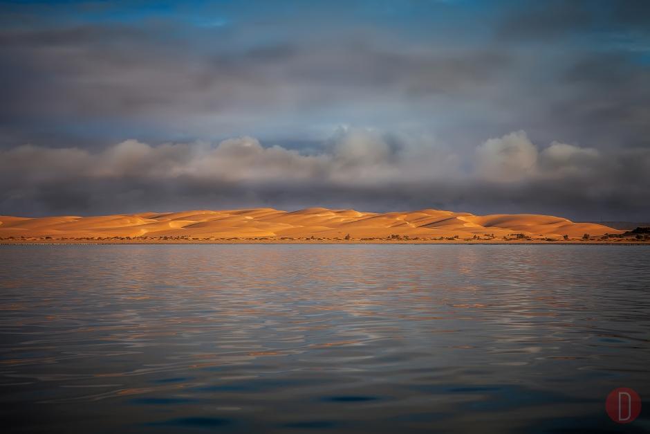 Khenifiss,National,Park, e Naila,Lagoon