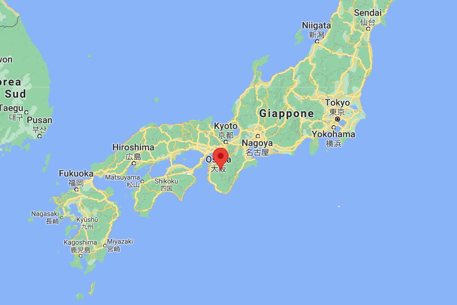 Koya San Map