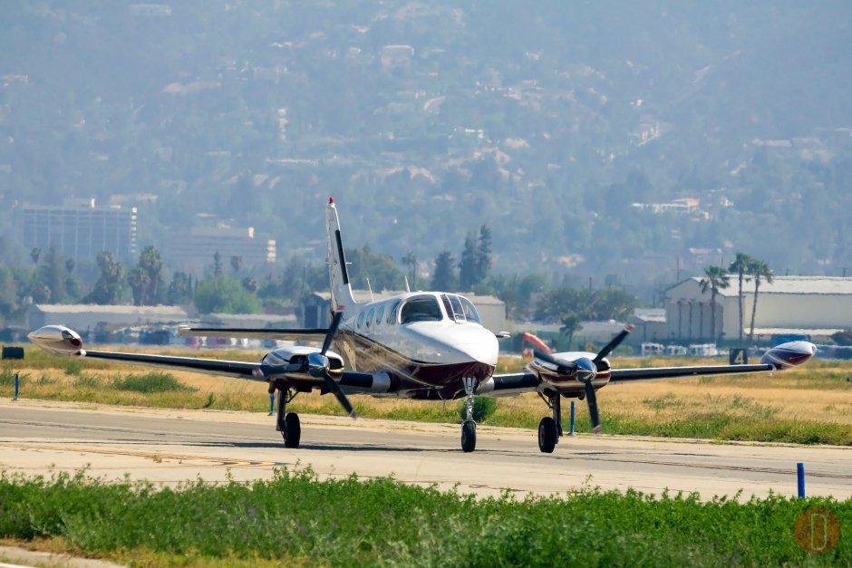 Air Taxi Service CESSNA 340