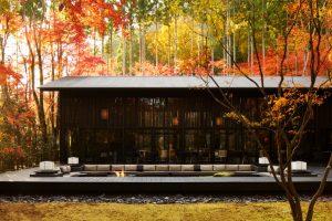 Aman Kyoto Living Pavilion