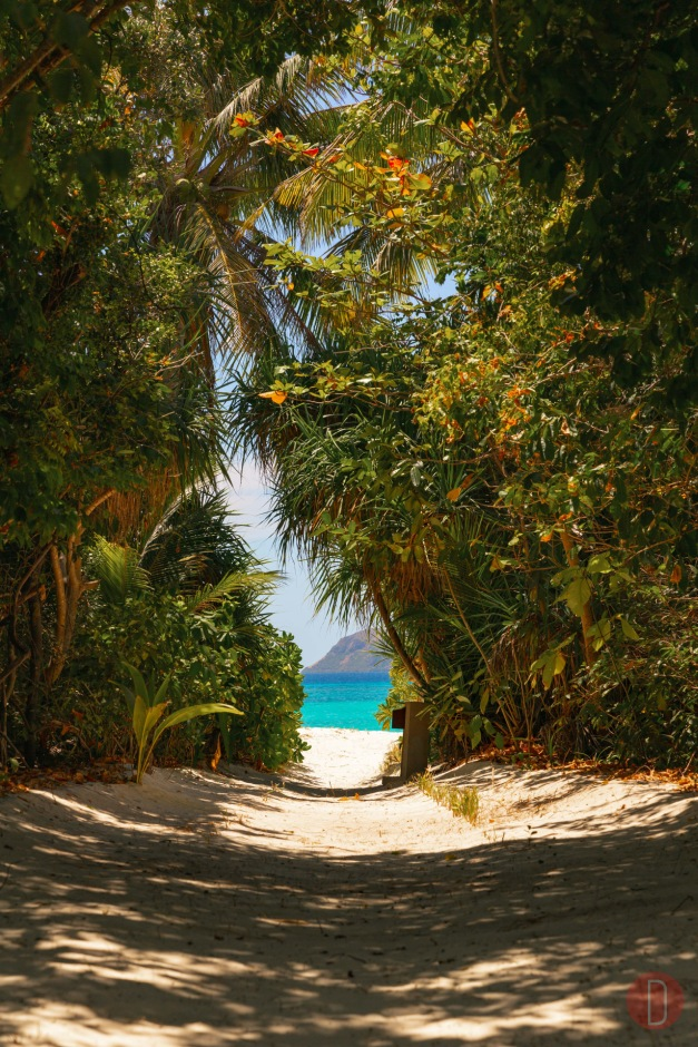 Amanpulo, Philippines - Beach, Pathway to Beach
