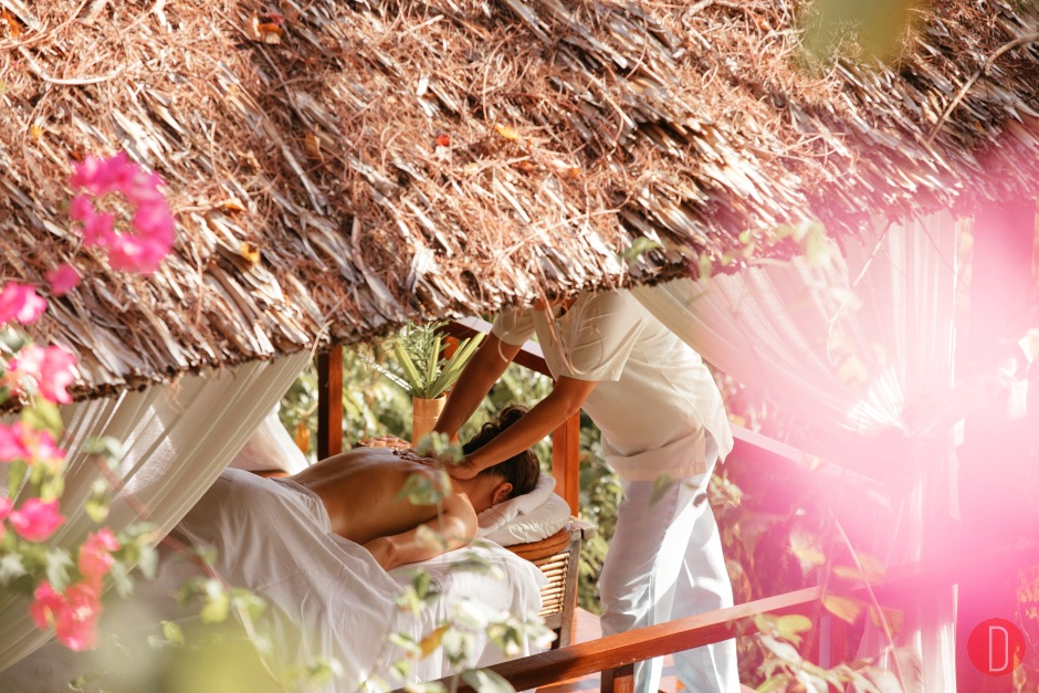 Amanpulo, Philippines - Spa & Wellness, Outdoor Spa Pavilion Treatment