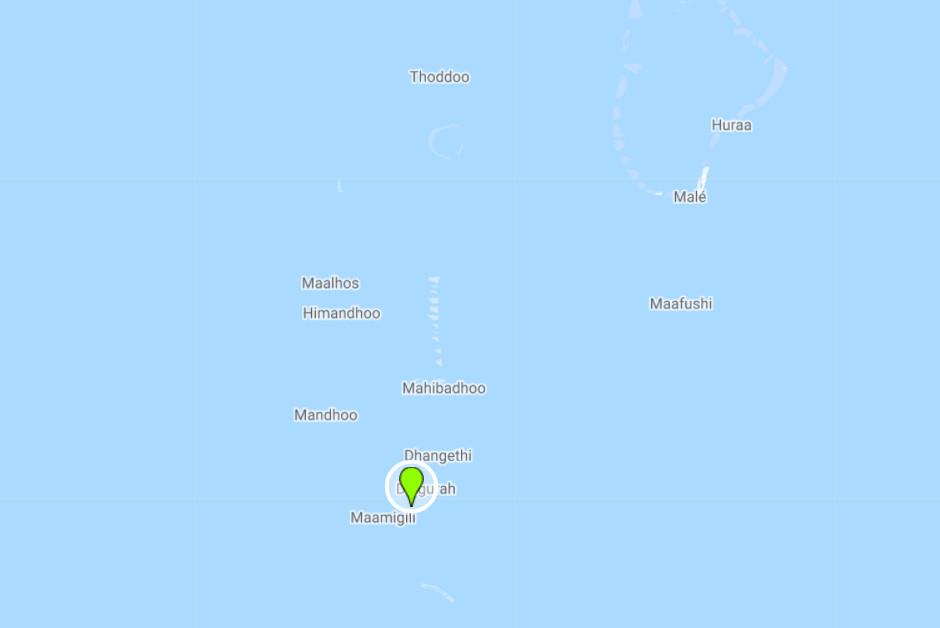 LUX South Ari MAP