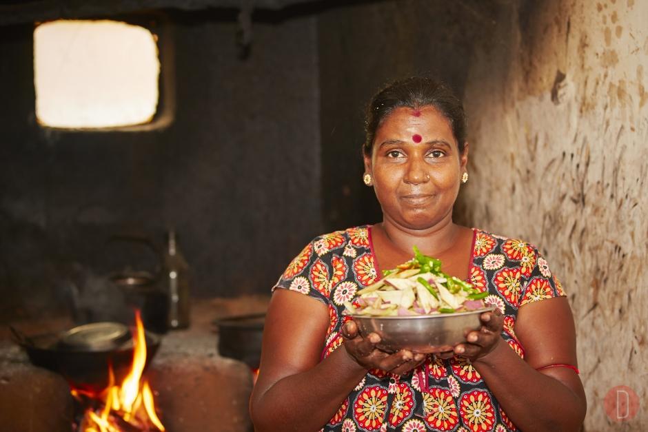 Sri Lanka Village food