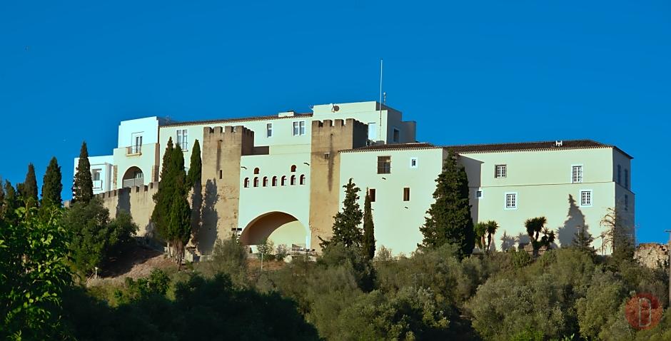 Alcácer do Sal Castello