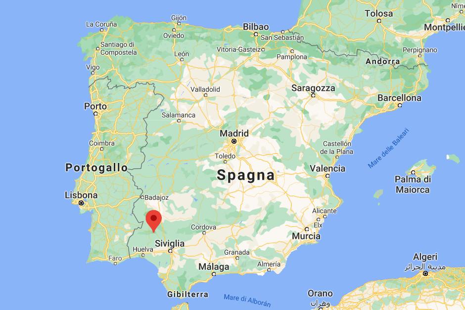 Aracena MAP