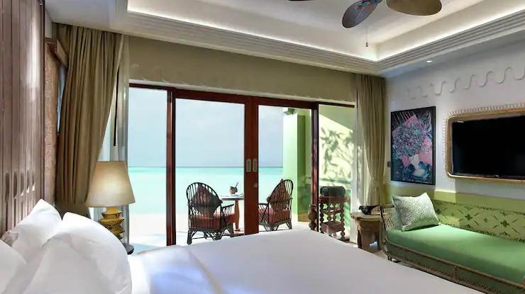 Saai Beach Twin Room