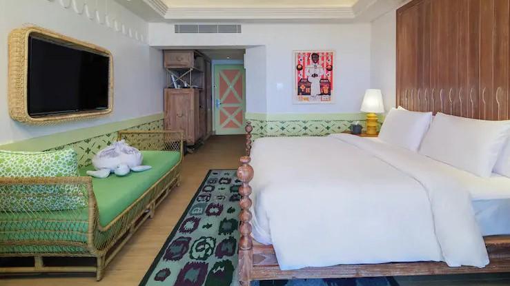 Saai King Sky Beach Room