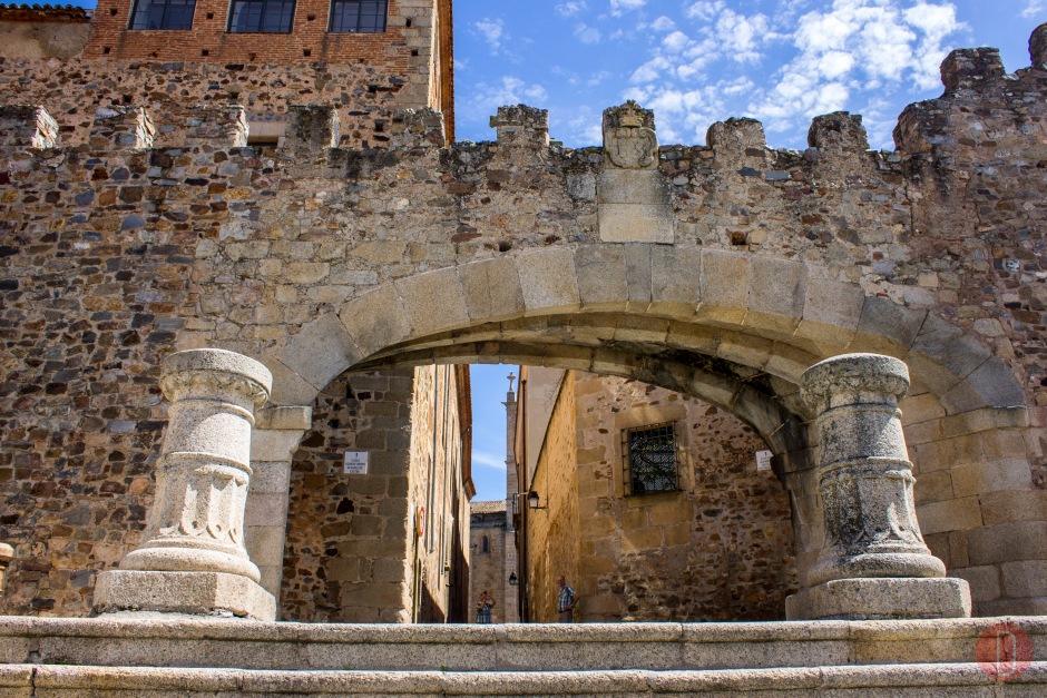 Cáceres Arco de la Estrella