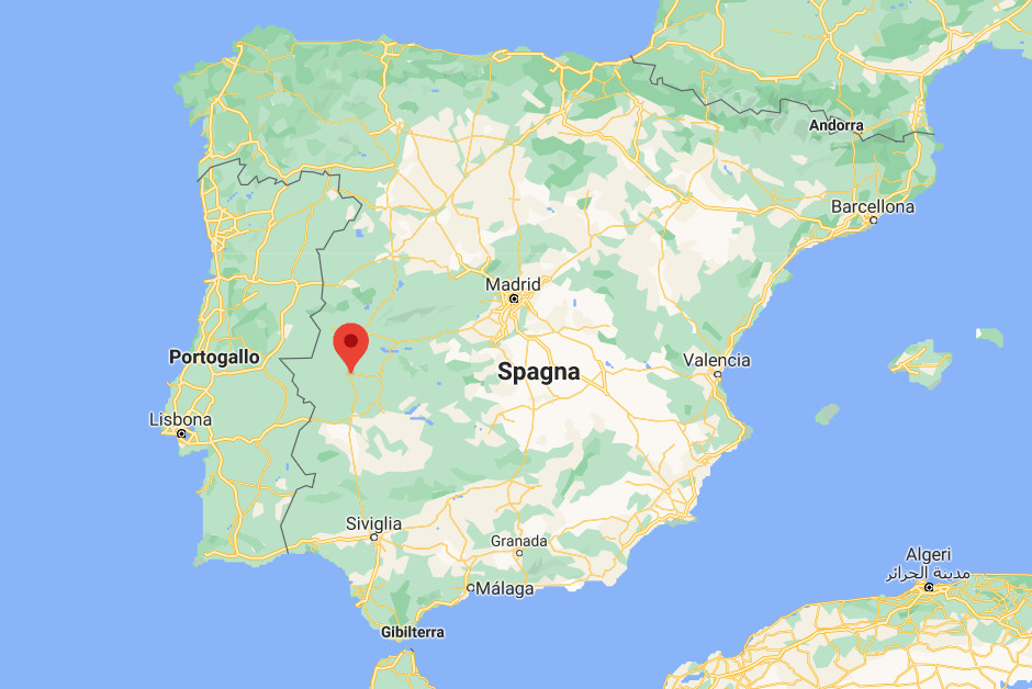 Cáceres MAP