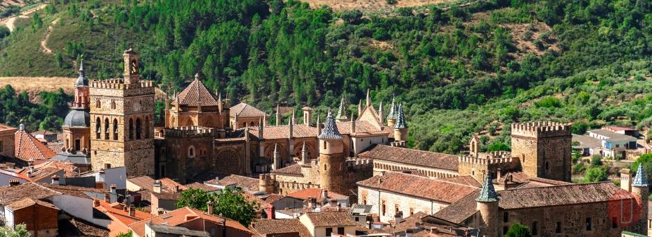 Cáceres Santa María de Guadalupe