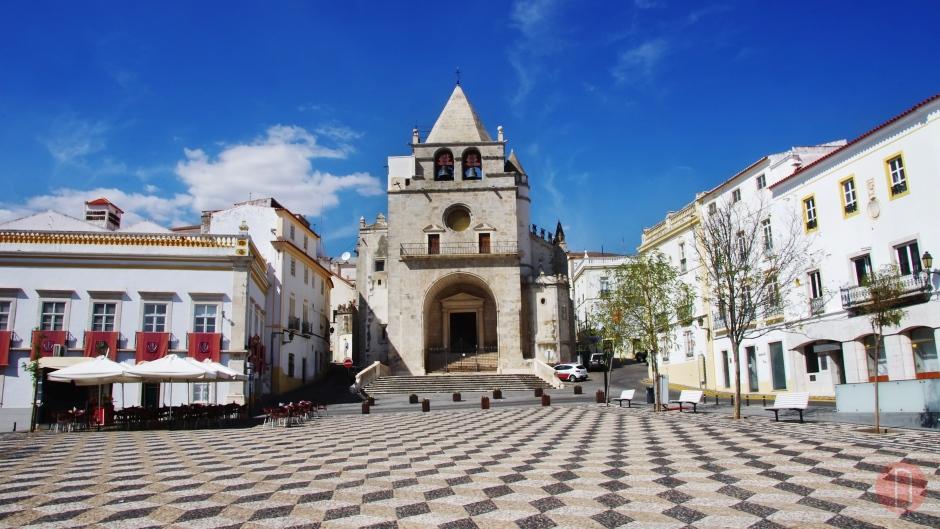 Elvas Praça da República