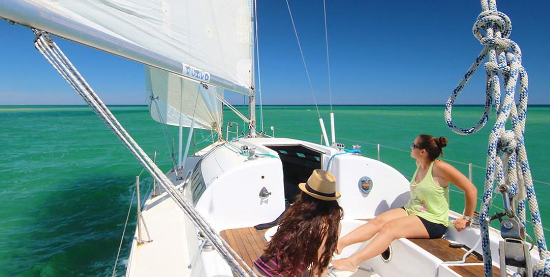 Ria Formosa Sailing