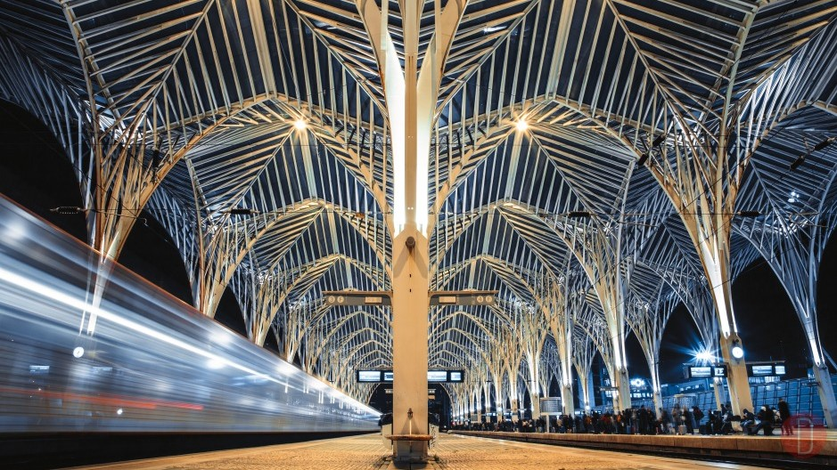 Stazione di Lisbona