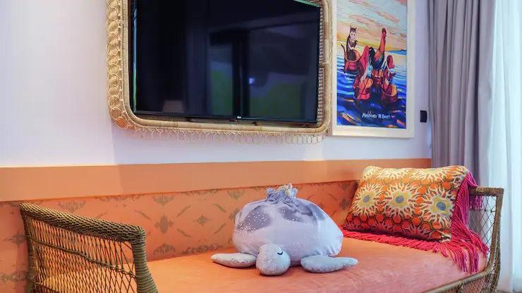 Saai Twin Sky Beach Room
