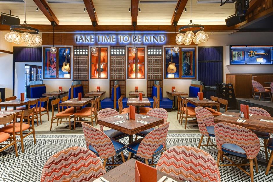 Hard Rock Cafè Restaurant