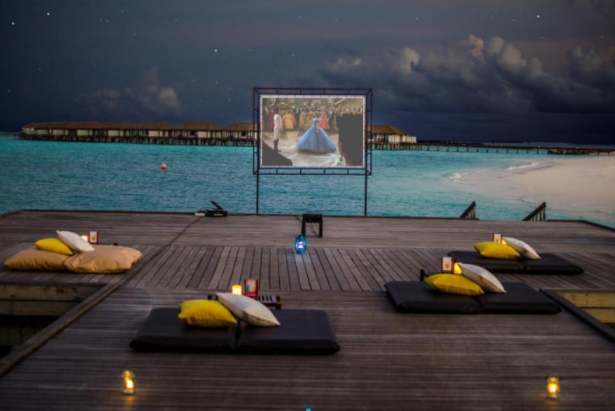 Noku Maldives Cinema