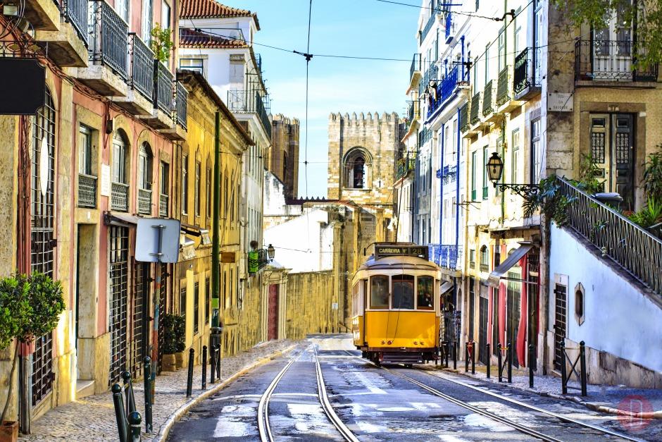 Lisbona-Alfama