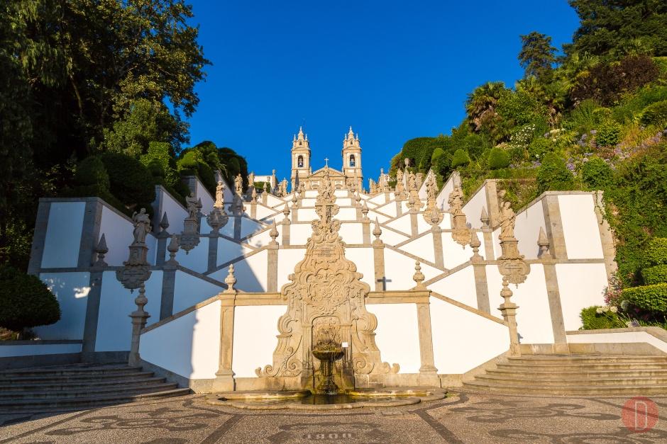 Portogallo-Braga Bom,Jesus,Do,Monte,