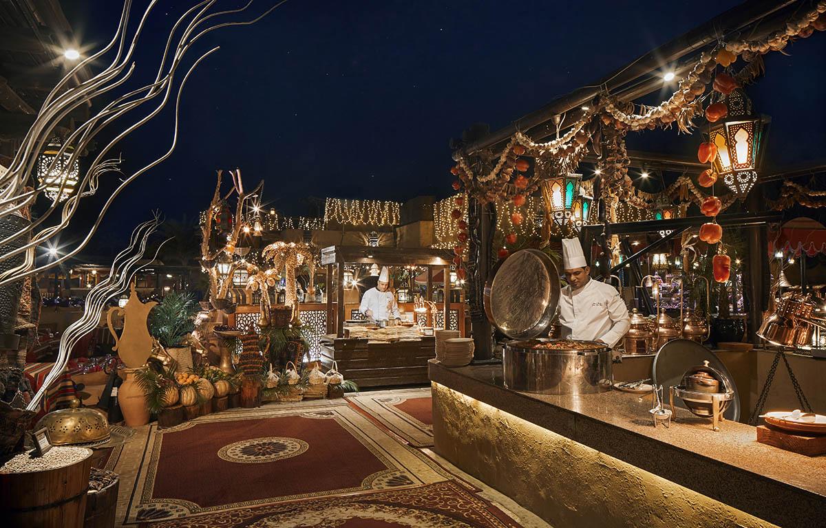 Bab Al Shams Al Hadheer