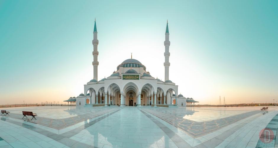 Sharjah Moschea Al Noor