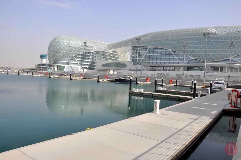 Abu,Dhabi Yas Marina