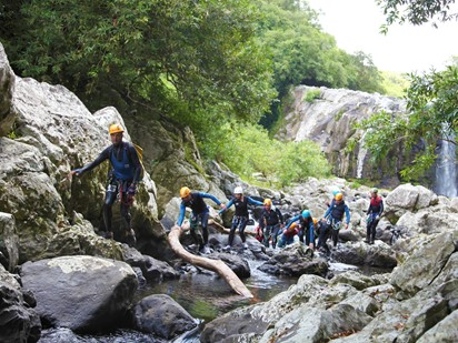 Le Recif Canyoning
