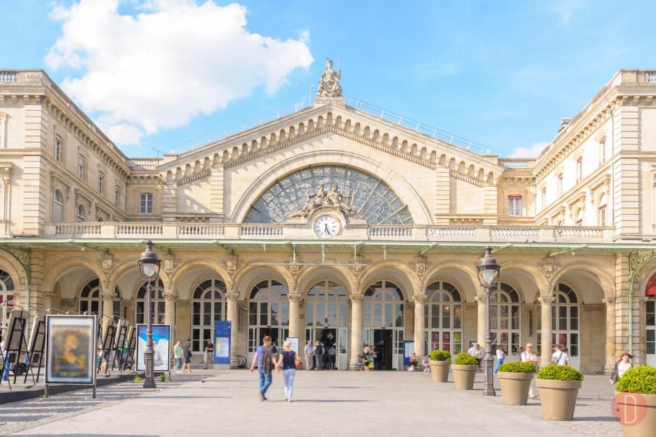 Parigi Gare de l'Est