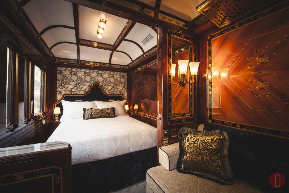 Venice Simplon-Orient-Express Grand Suite Venice