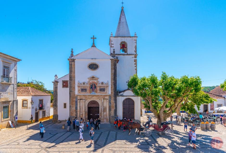 Obidos Santa Maria