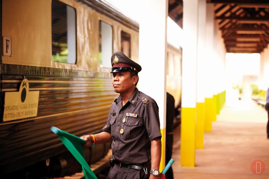 Eastern & Oriental Express (Staff)