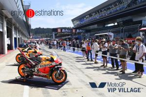 Enjoy Destinations MotoGP VIP VIllage