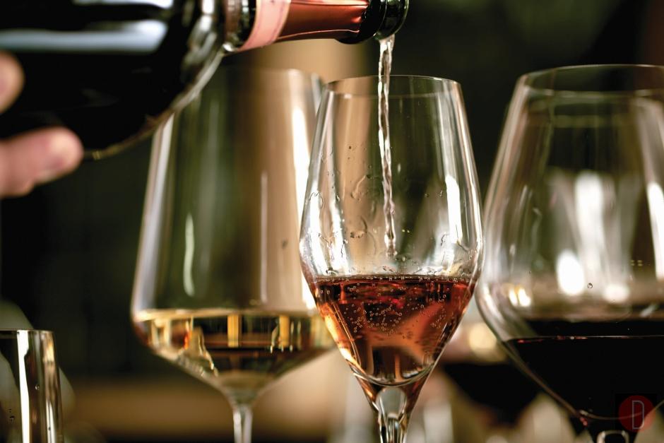 Le Manoir aux Quat'Saisons Wine dinner