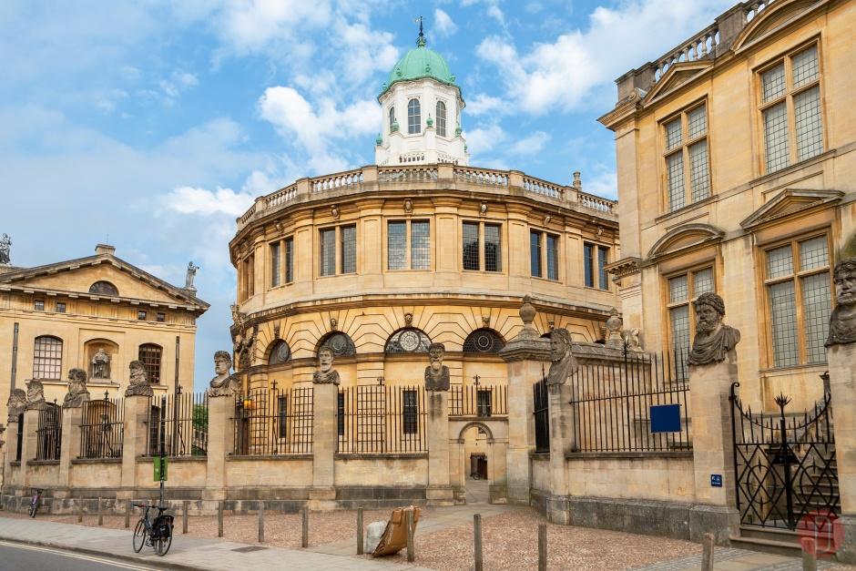 Oxford Theatre,