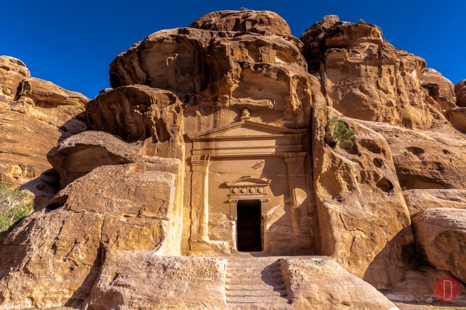 Piccola Petra Siq al-Barid