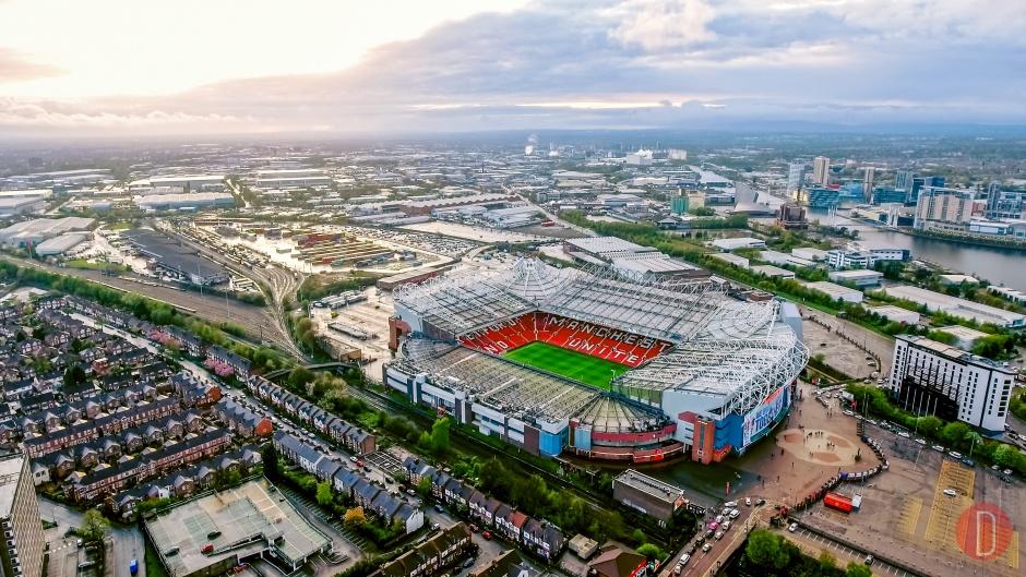 Old,Trafford,Stadium